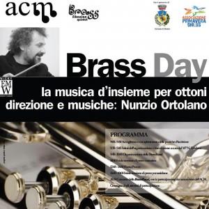 BrassDay - Locandina