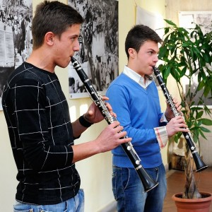 Esami Ammissioni - Scuola Musica Lo Nigro 13-11-2014 copertina