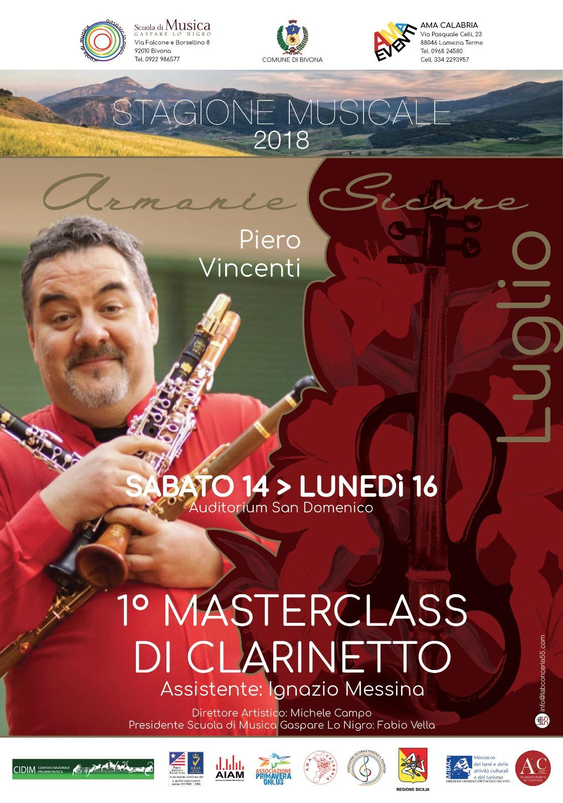 05 Masterclass Clarinetto