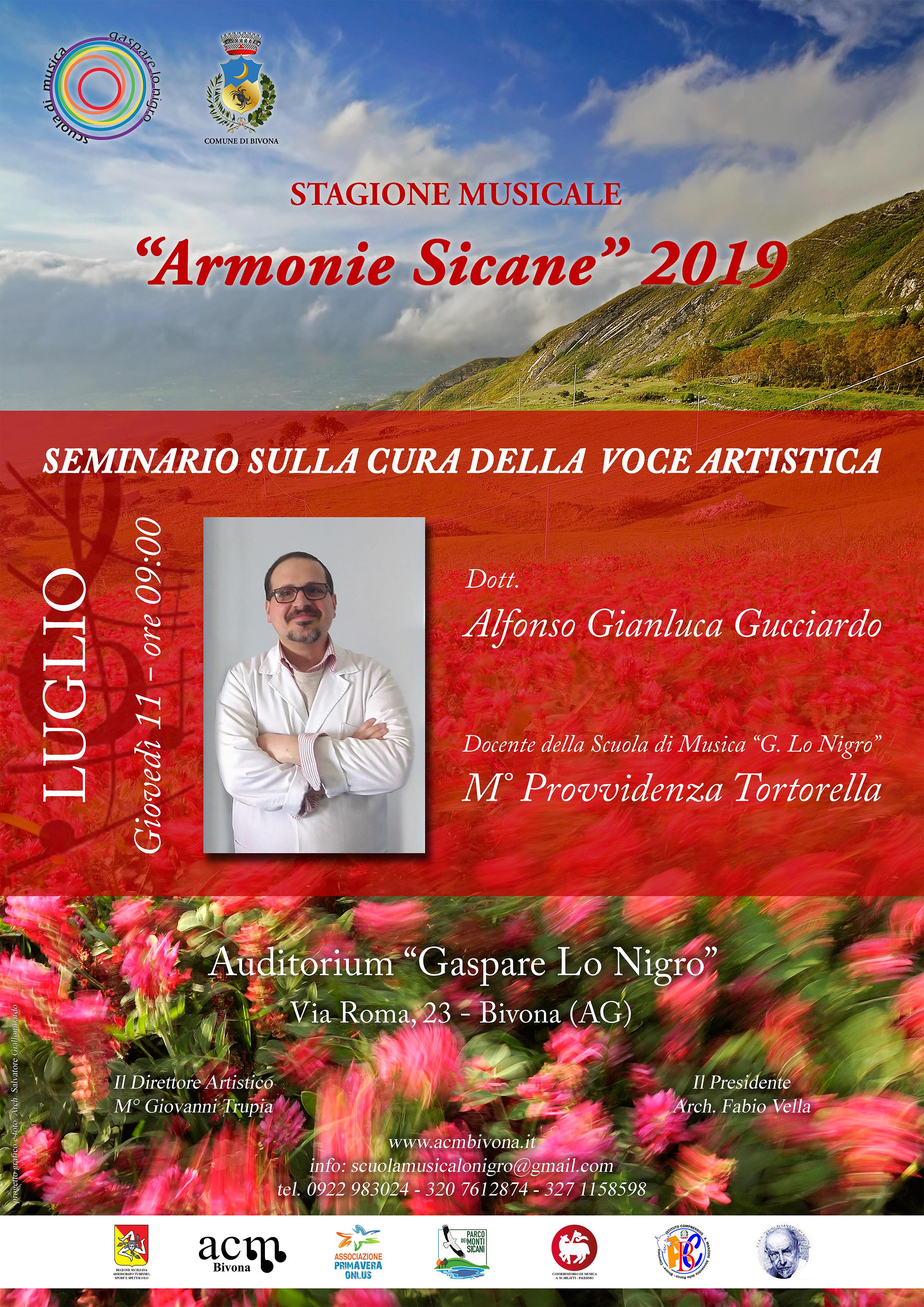 Seminario Gucciardo - Locandina A4