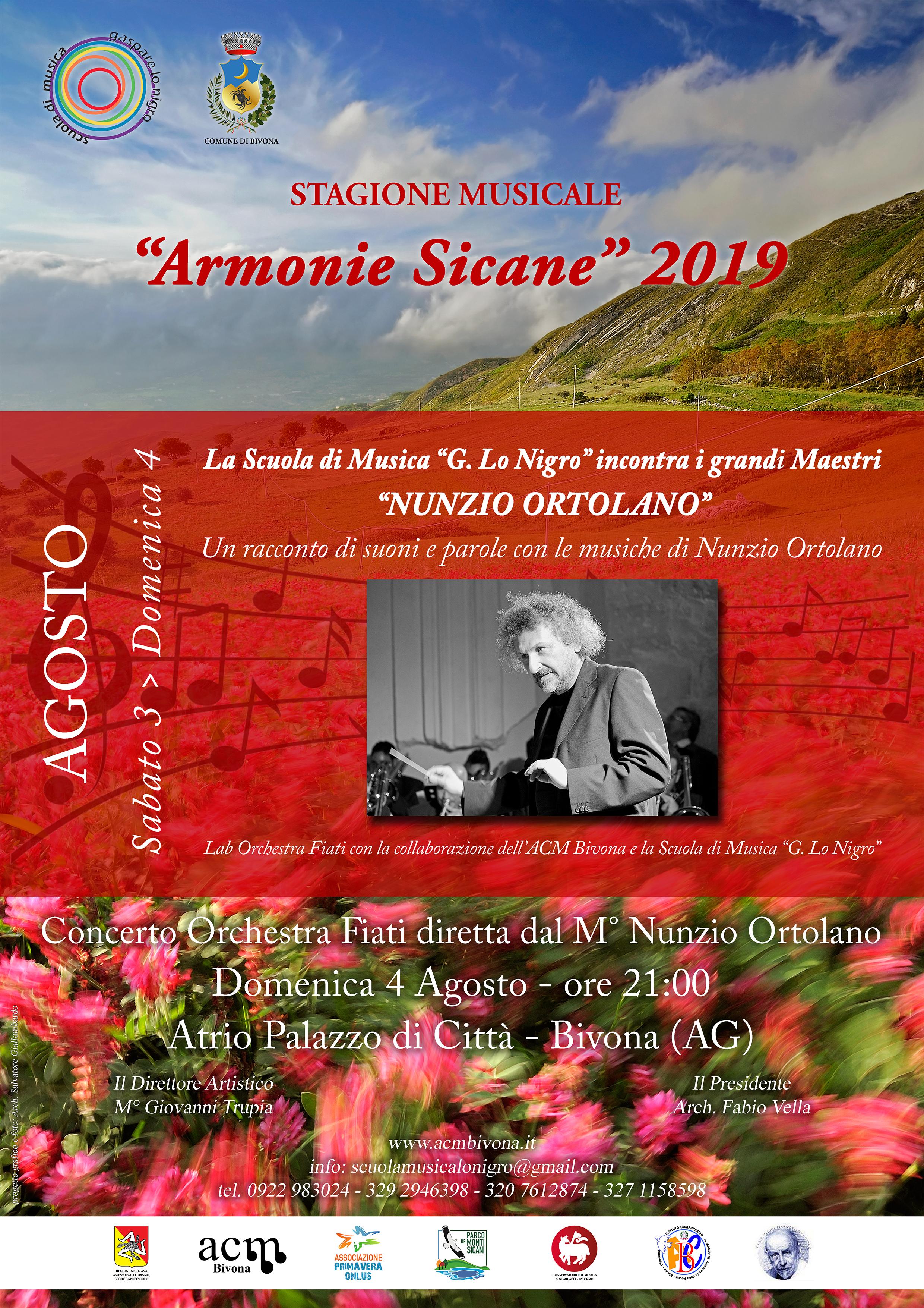 Masterclass Ortolano - Locandina A4