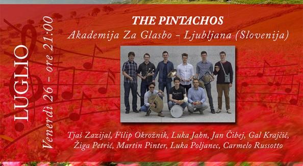 The Pintachos - Copertina 800x450