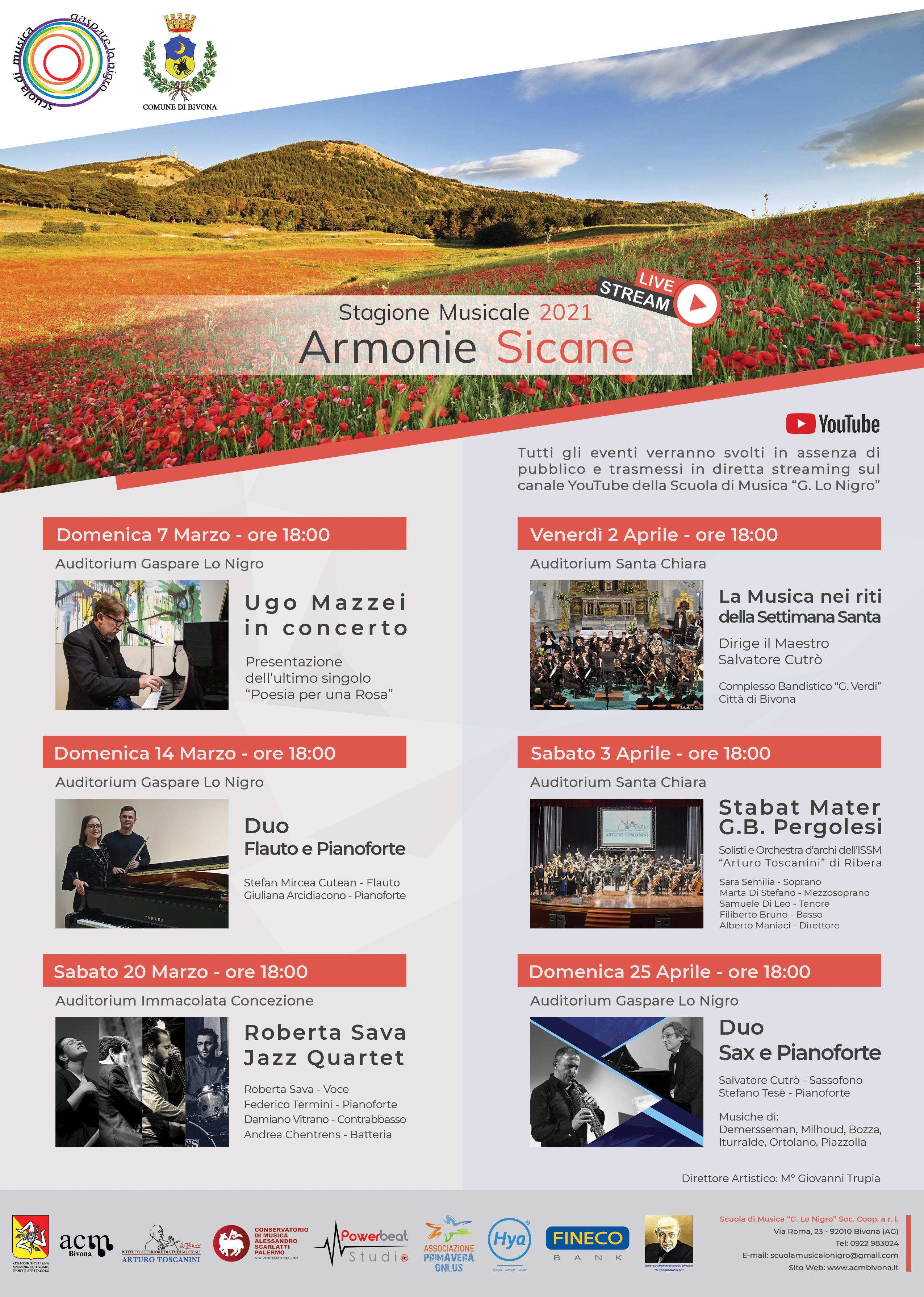 Armonie Sicane 2021 Streaming