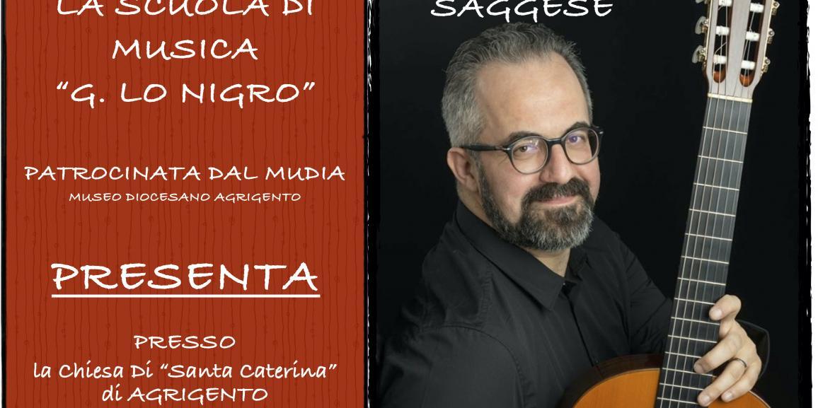 Masterclass annuale di Chitarra con Christian Saggese