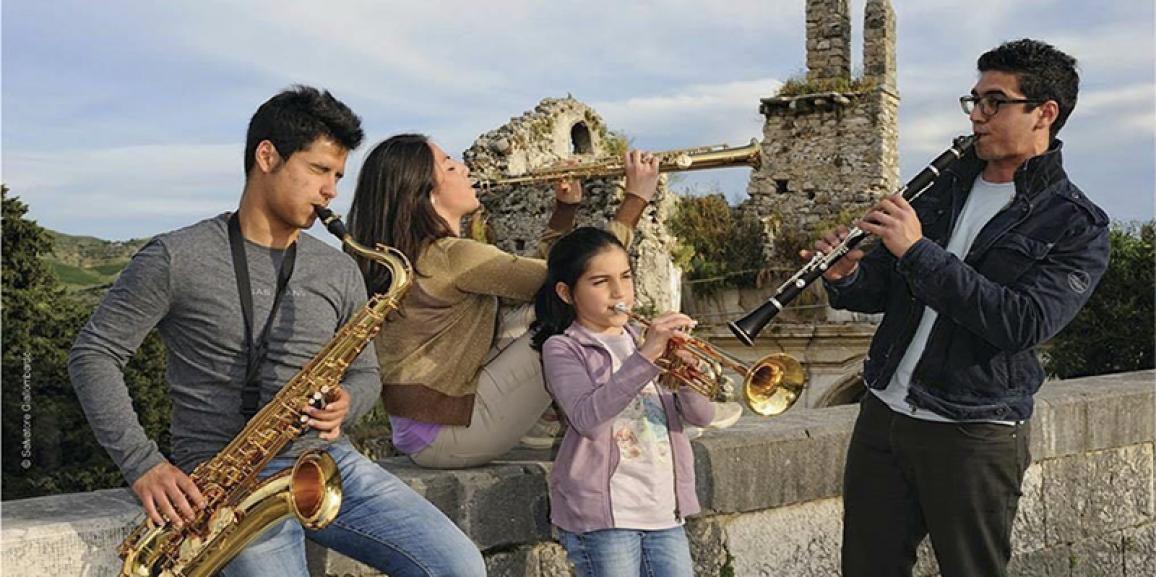 """Saggi di fine anno della Scuola di Musica """"G. Lo Nigro"""""""