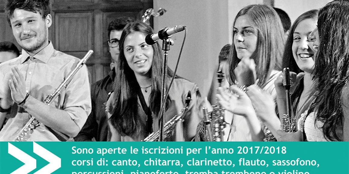 Iscrizioni aperte per l'Anno Accademico 2017/2018