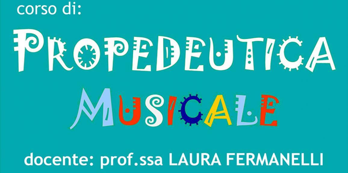 Corso di Propedeutica Musicale 02-03/aprile/2016